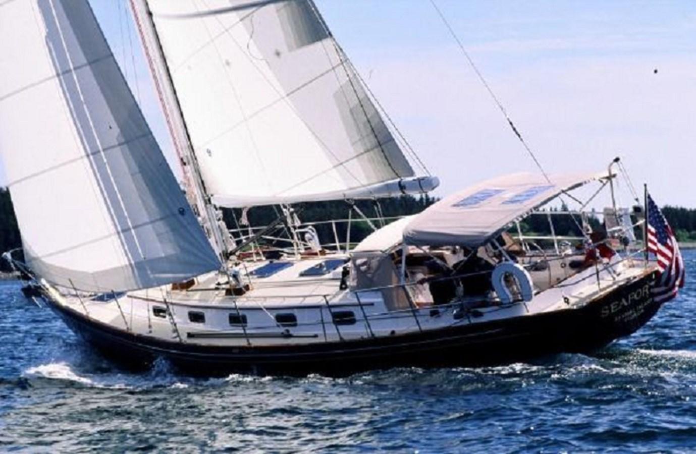 1 2001 MORRIS YACHTS Ocean Series Cruising Sailboat 2811236