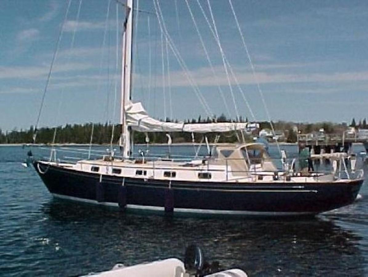 3 2001 MORRIS YACHTS Ocean Series Cruising Sailboat 2811238