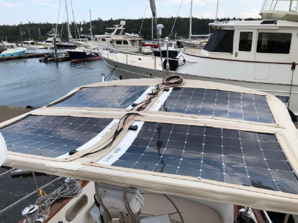 4 2001 MORRIS YACHTS Ocean Series Cruising Sailboat 2811239