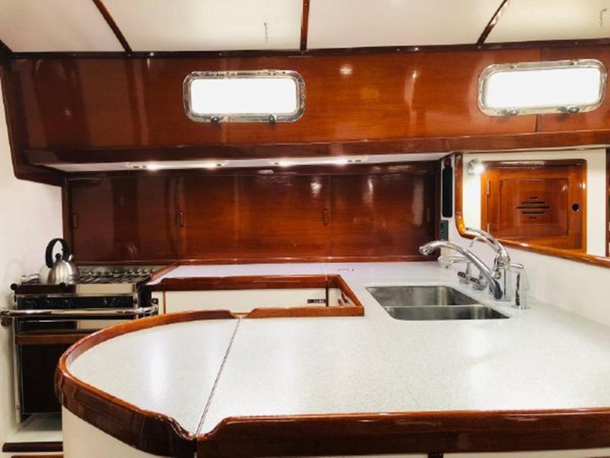 14 2001 MORRIS YACHTS Ocean Series Cruising Sailboat 2811249
