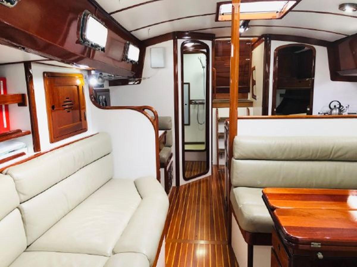 16 2001 MORRIS YACHTS Ocean Series Cruising Sailboat 2811251