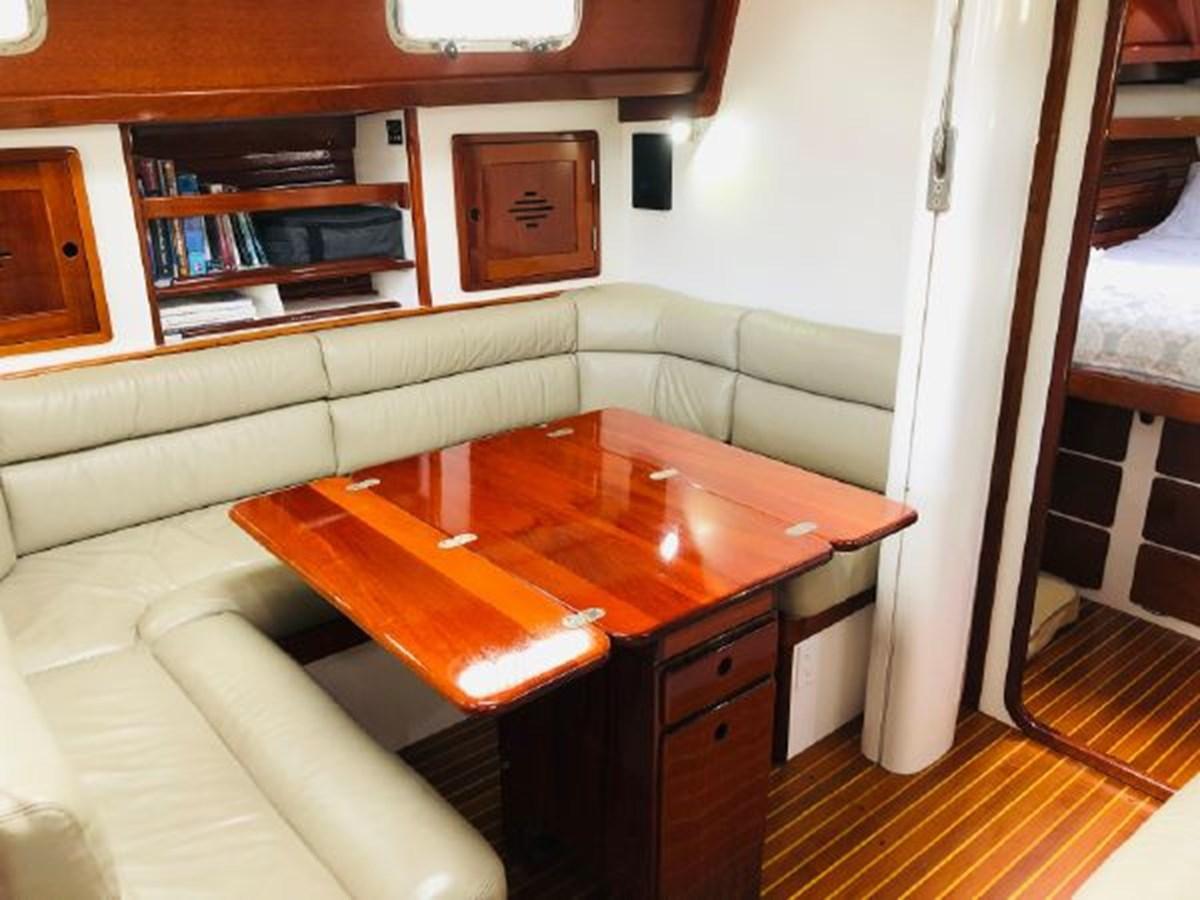19 2001 MORRIS YACHTS Ocean Series Cruising Sailboat 2811254