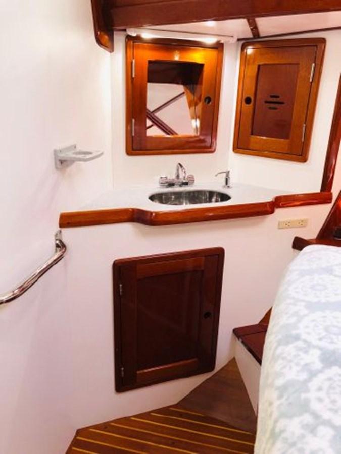 21 2001 MORRIS YACHTS Ocean Series Cruising Sailboat 2811256
