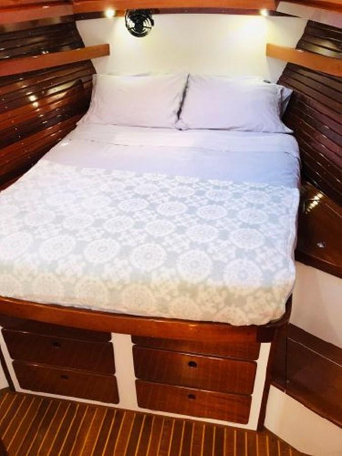 22 2001 MORRIS YACHTS Ocean Series Cruising Sailboat 2811257