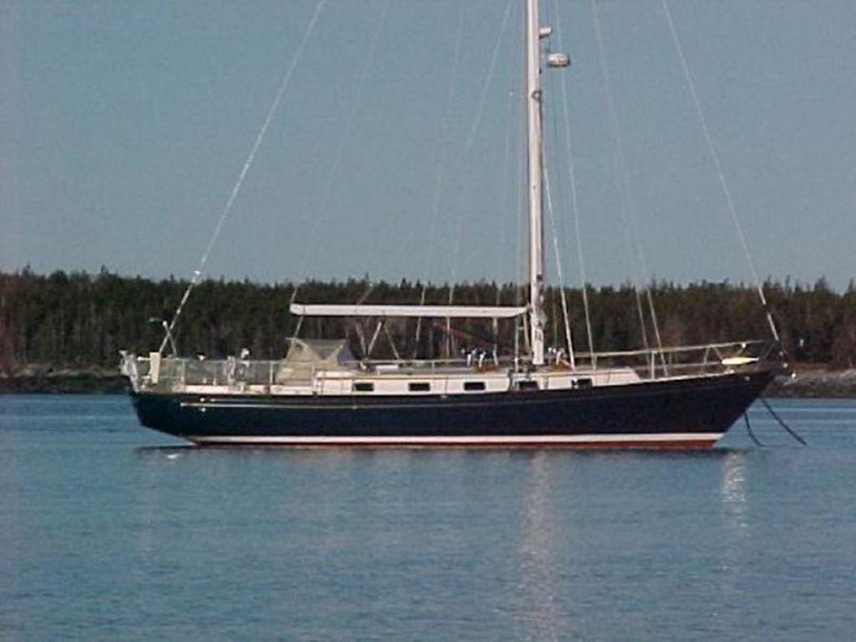 30 2001 MORRIS YACHTS Ocean Series Cruising Sailboat 2811265