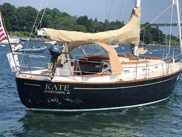 2 1978 CUSTOM  Vineyard Vixen 34 Cruising Sailboat 2811467