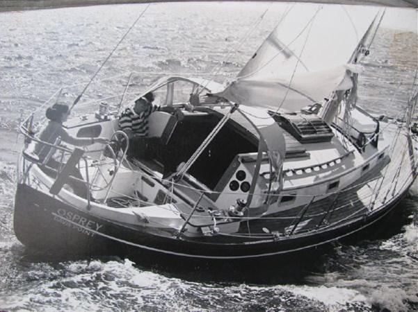 3 1978 CUSTOM  Vineyard Vixen 34 Cruising Sailboat 2811468