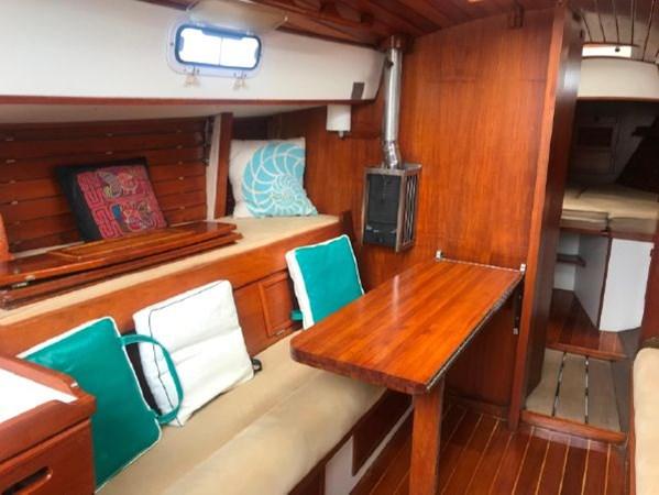 4 1978 CUSTOM  Vineyard Vixen 34 Cruising Sailboat 2811469