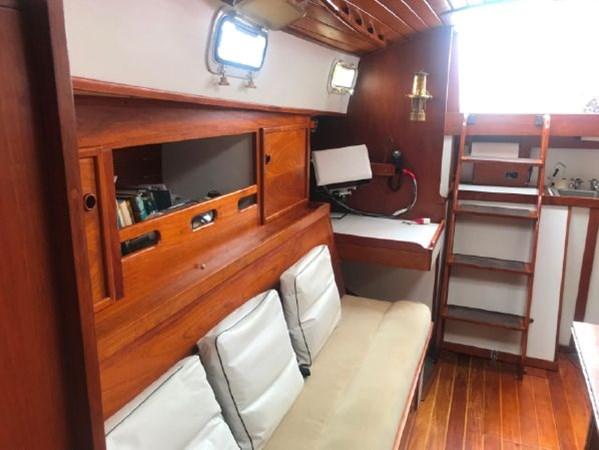 7 1978 CUSTOM  Vineyard Vixen 34 Cruising Sailboat 2811472
