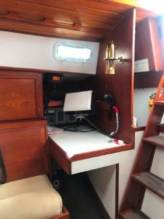 8 1978 CUSTOM  Vineyard Vixen 34 Cruising Sailboat 2811473