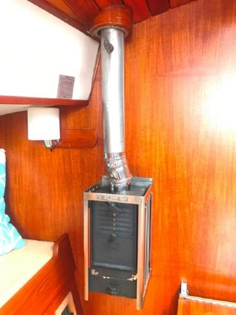 15 1978 CUSTOM  Vineyard Vixen 34 Cruising Sailboat 2811480