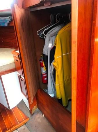 20 1978 CUSTOM  Vineyard Vixen 34 Cruising Sailboat 2811485