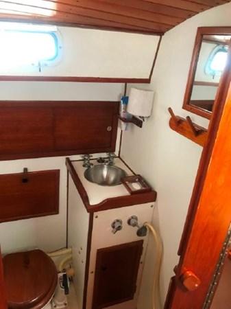 22 1978 CUSTOM  Vineyard Vixen 34 Cruising Sailboat 2811487