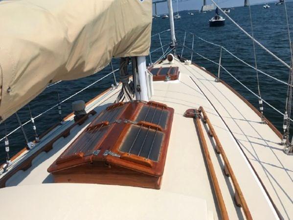 25 1978 CUSTOM  Vineyard Vixen 34 Cruising Sailboat 2811490