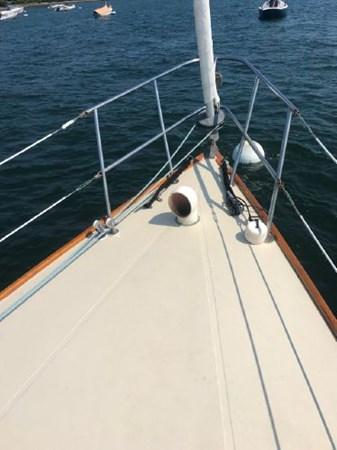 26 1978 CUSTOM  Vineyard Vixen 34 Cruising Sailboat 2811491
