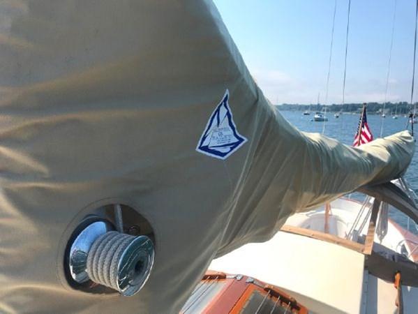 28 1978 CUSTOM  Vineyard Vixen 34 Cruising Sailboat 2811493