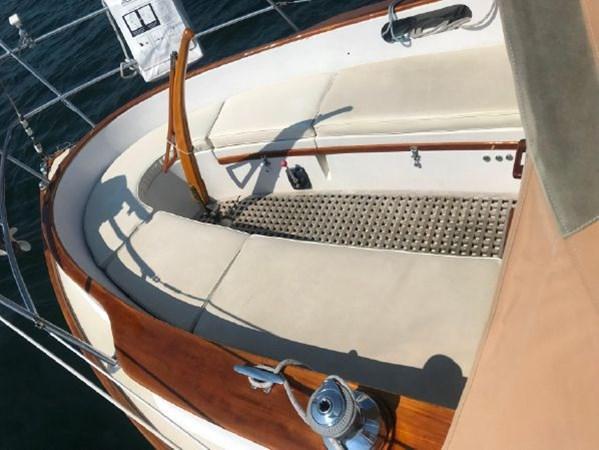 30 1978 CUSTOM  Vineyard Vixen 34 Cruising Sailboat 2811495