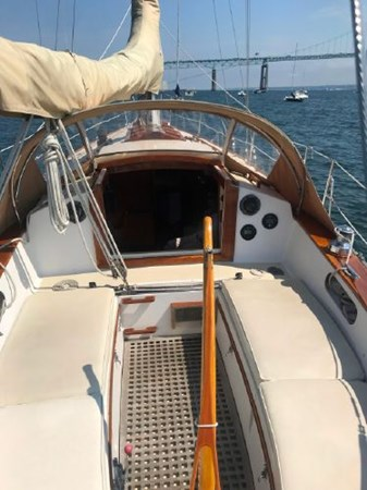 32 1978 CUSTOM  Vineyard Vixen 34 Cruising Sailboat 2811497