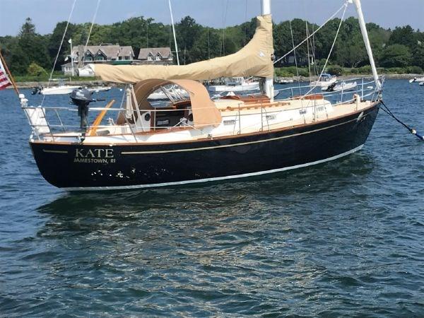 34 1978 CUSTOM  Vineyard Vixen 34 Cruising Sailboat 2811499