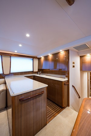 Galley 2007 VIKING  Sport Fisherman 2812449
