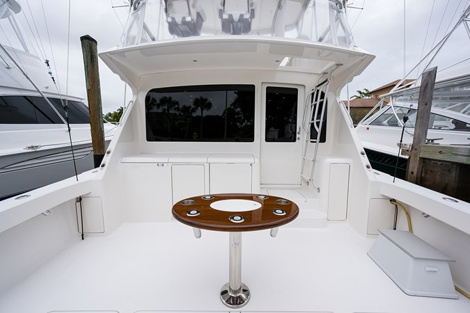 Cockpit 2007 VIKING  Sport Fisherman 2812480