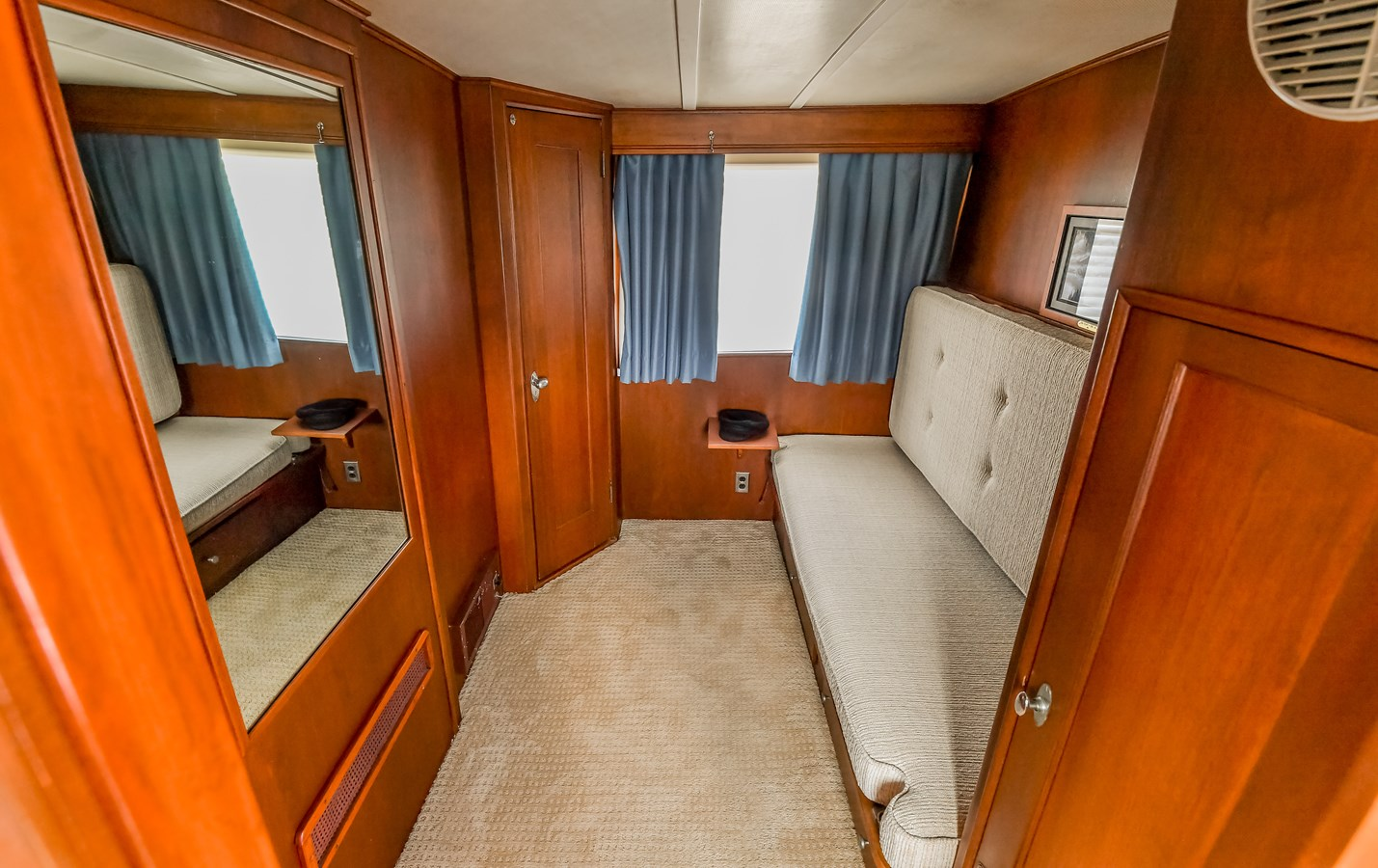On Deck Cabin Now Removed 7 1973 TRUMPY  Motor Yacht 2812643