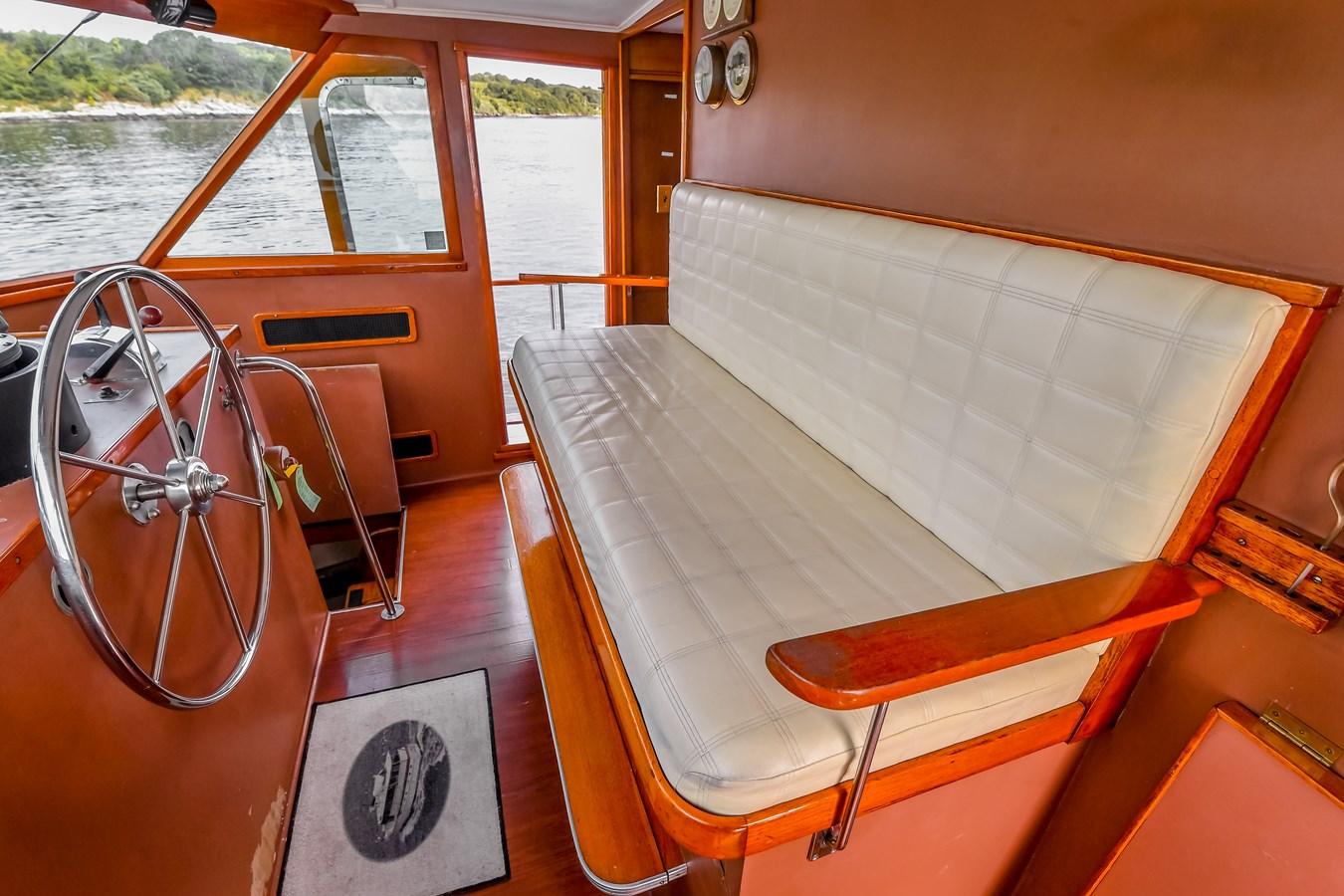 Wheelhouse 9 1973 TRUMPY  Motor Yacht 2814258