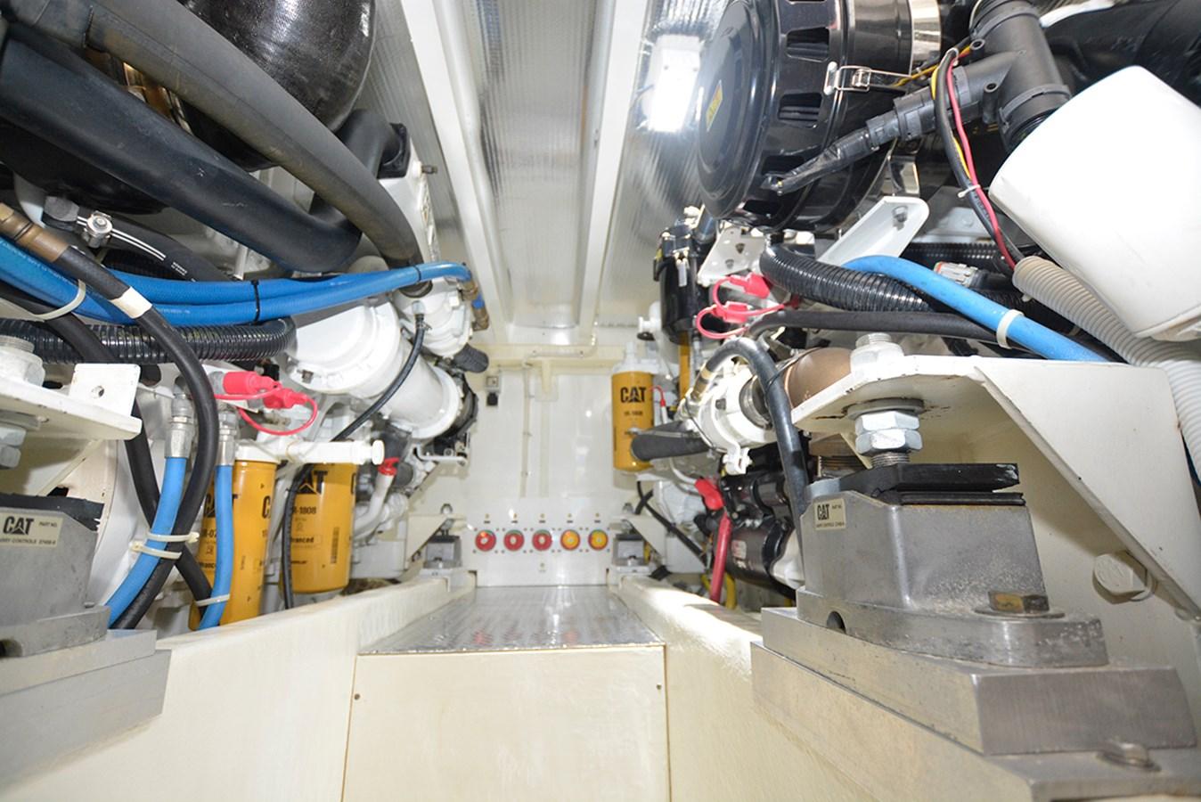 Engine-Room2 2014 ALBEMARLE  Sport Fisherman 2813479