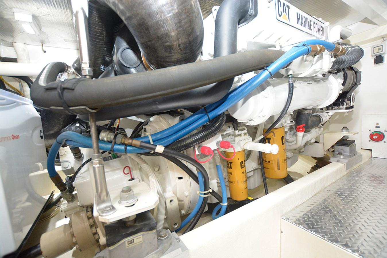 Engine-Room3 2014 ALBEMARLE  Sport Fisherman 2813480