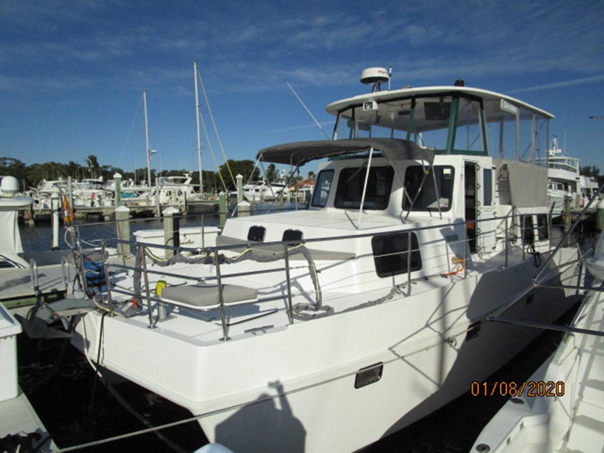 "2 2006 ENDEAVOUR ""40"" Trawler Cat Catamaran 2814941"
