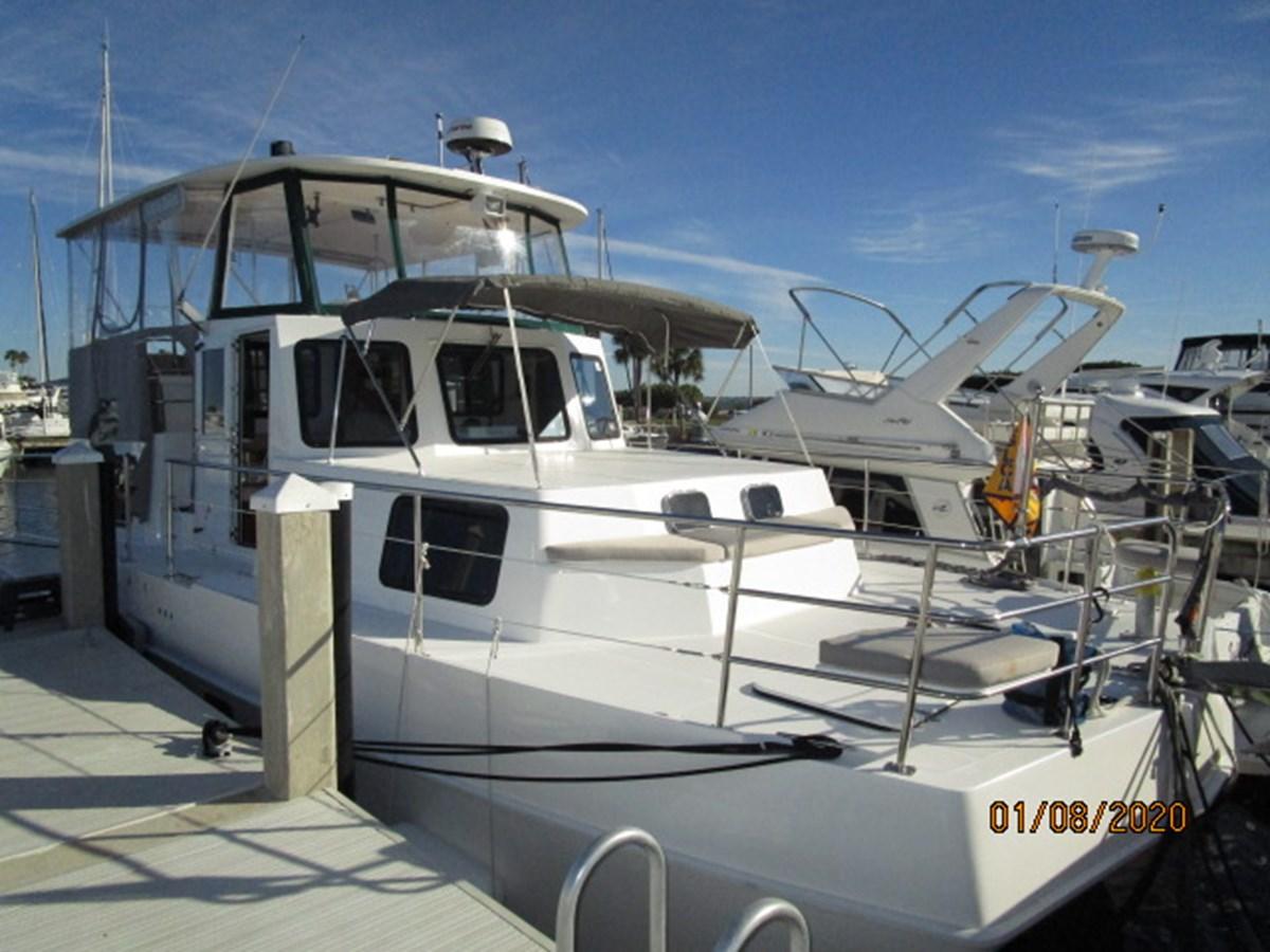 "3 2006 ENDEAVOUR ""40"" Trawler Cat Catamaran 2814942"