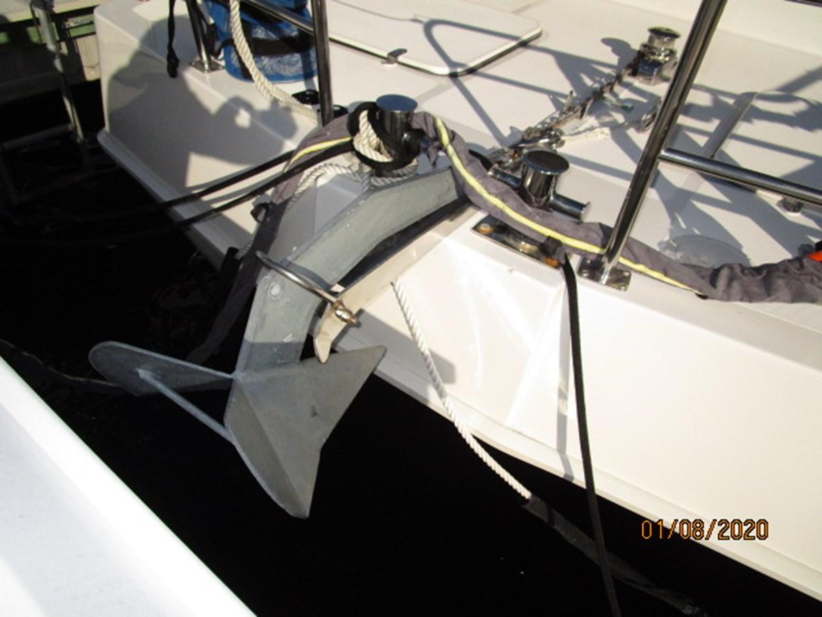 "5 2006 ENDEAVOUR ""40"" Trawler Cat Catamaran 2814944"
