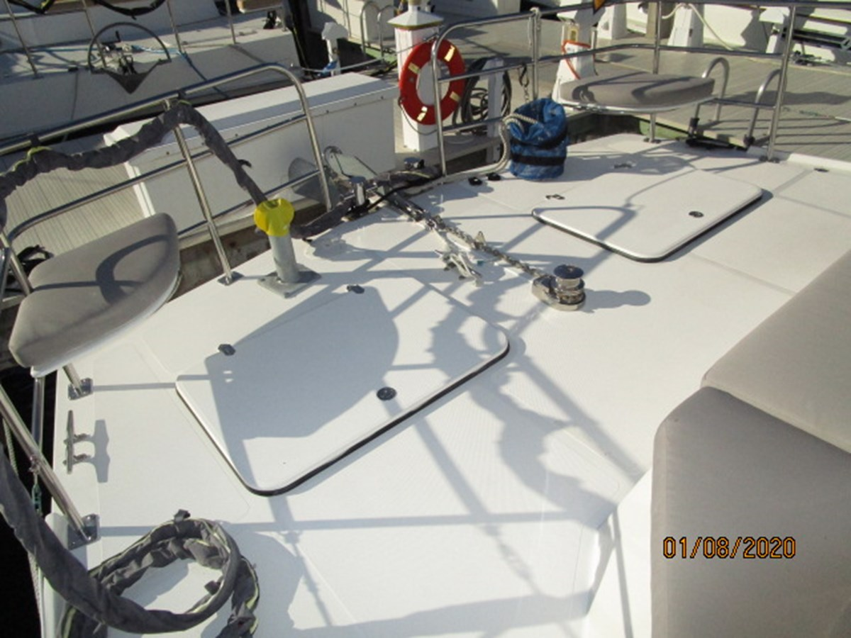 "7 2006 ENDEAVOUR ""40"" Trawler Cat Catamaran 2814946"