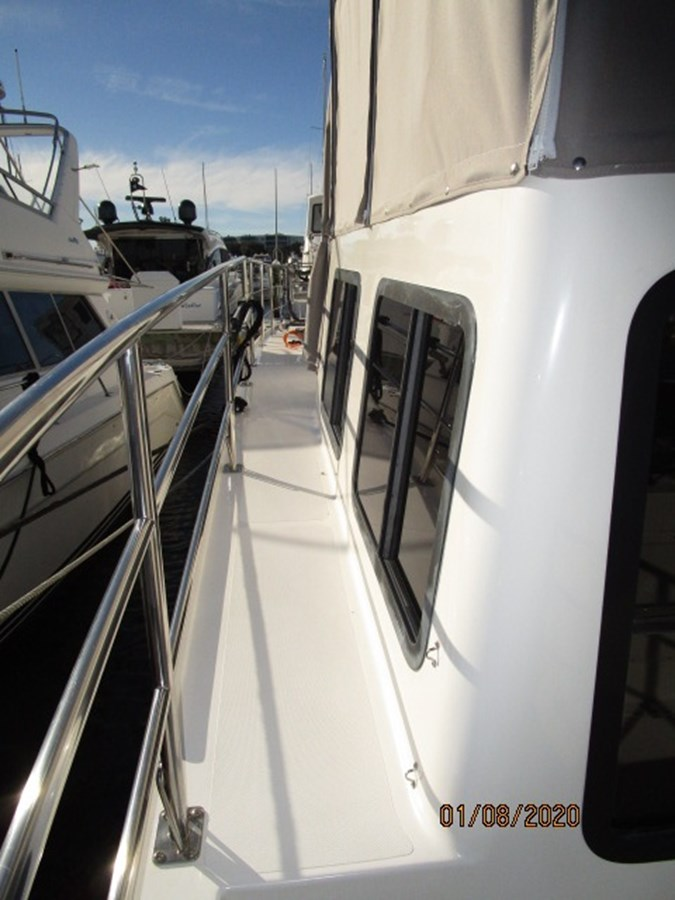 "12 2006 ENDEAVOUR ""40"" Trawler Cat Catamaran 2814951"
