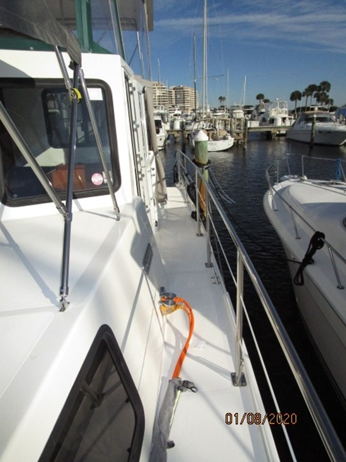 "13 2006 ENDEAVOUR ""40"" Trawler Cat Catamaran 2814953"