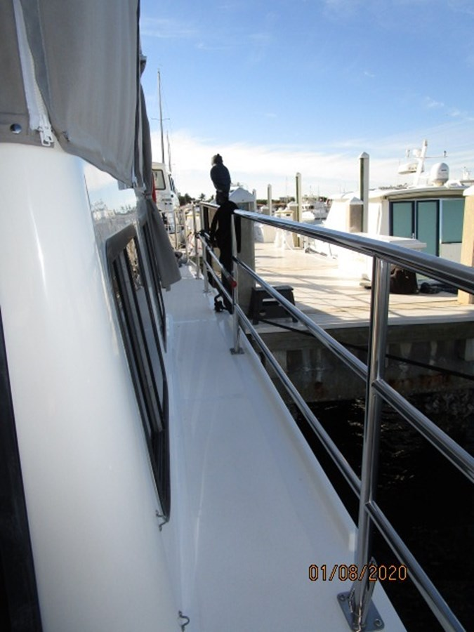 "14.1 2006 ENDEAVOUR ""40"" Trawler Cat Catamaran 2814955"