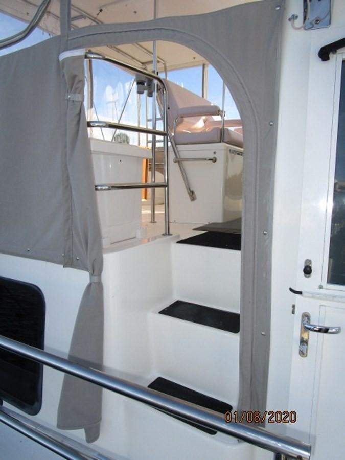 "15 2006 ENDEAVOUR ""40"" Trawler Cat Catamaran 2814961"