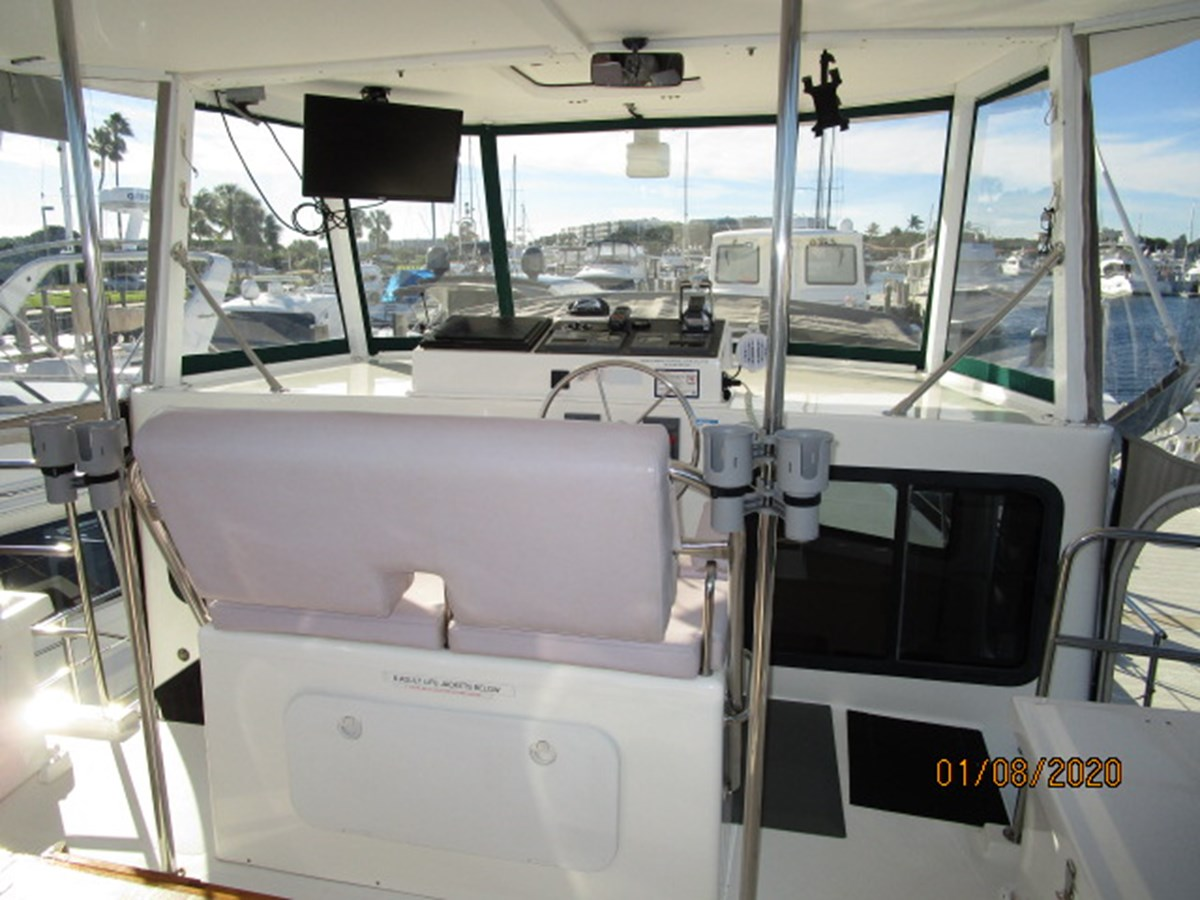 "16 2006 ENDEAVOUR ""40"" Trawler Cat Catamaran 2814962"