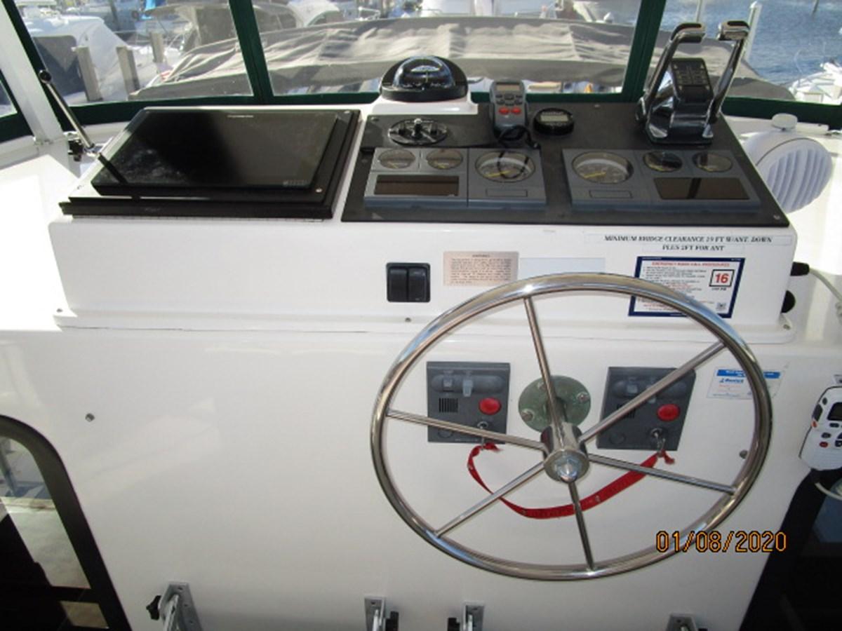 "20 2006 ENDEAVOUR ""40"" Trawler Cat Catamaran 2814967"