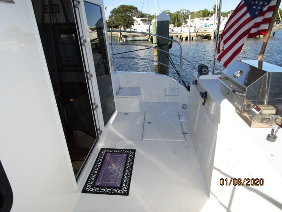 "24 2006 ENDEAVOUR ""40"" Trawler Cat Catamaran 2814972"