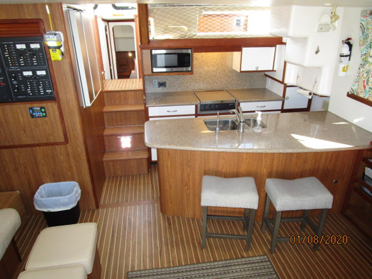 "31 2006 ENDEAVOUR ""40"" Trawler Cat Catamaran 2814979"