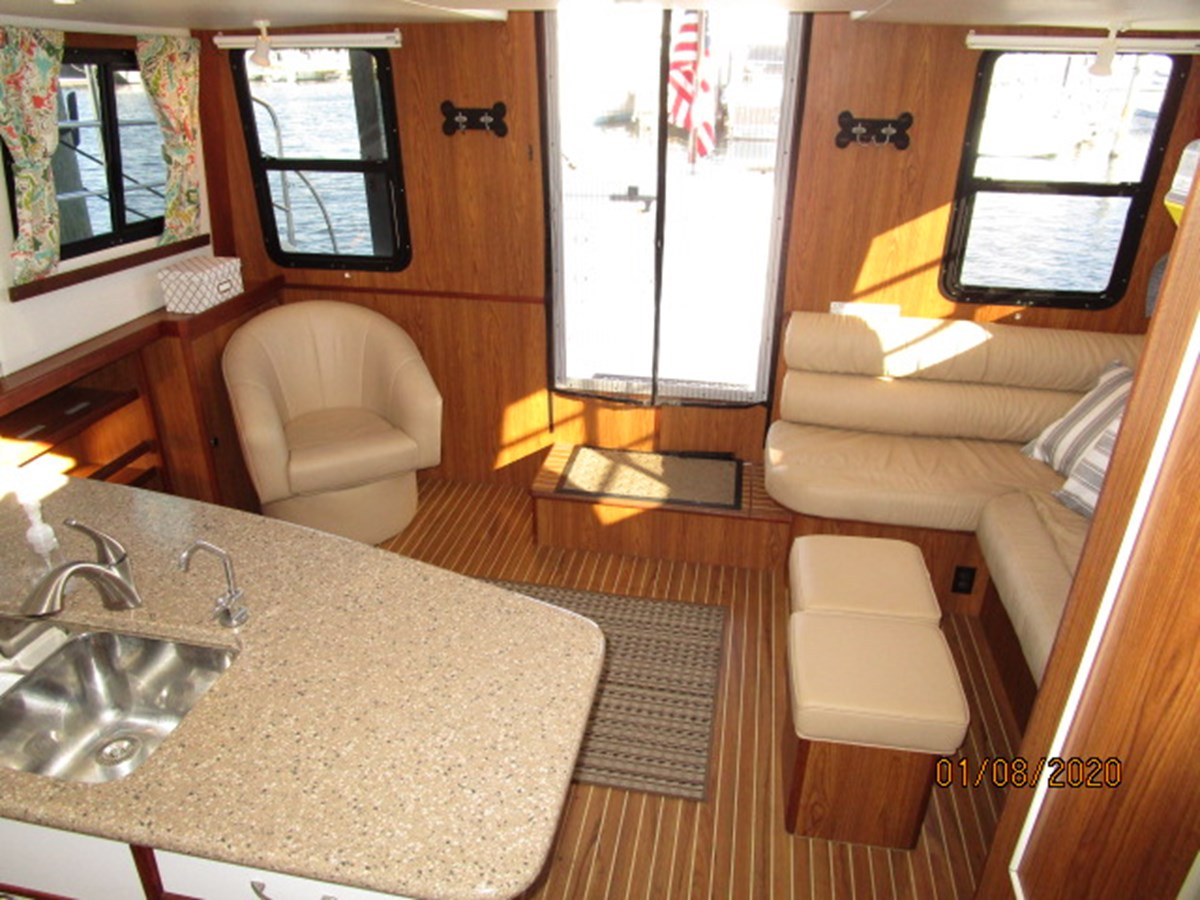 "32.1 2006 ENDEAVOUR ""40"" Trawler Cat Catamaran 2814980"
