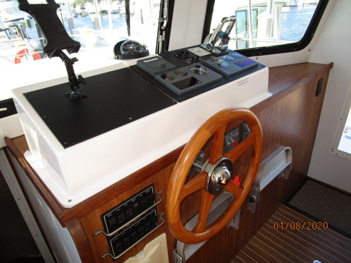 "35 2006 ENDEAVOUR ""40"" Trawler Cat Catamaran 2814989"