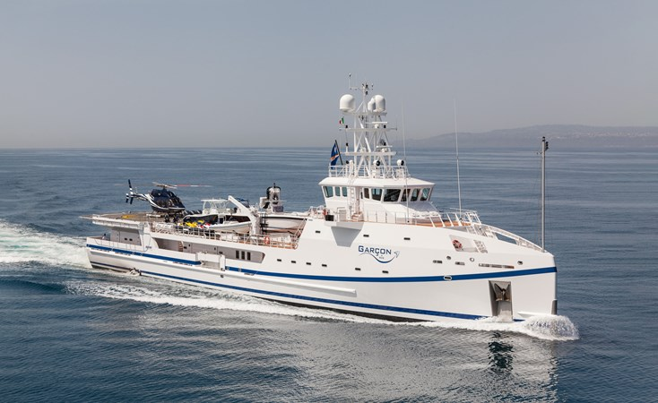 Jeff Brown-0810 2012 DAMEN  Mega Yacht 2815229