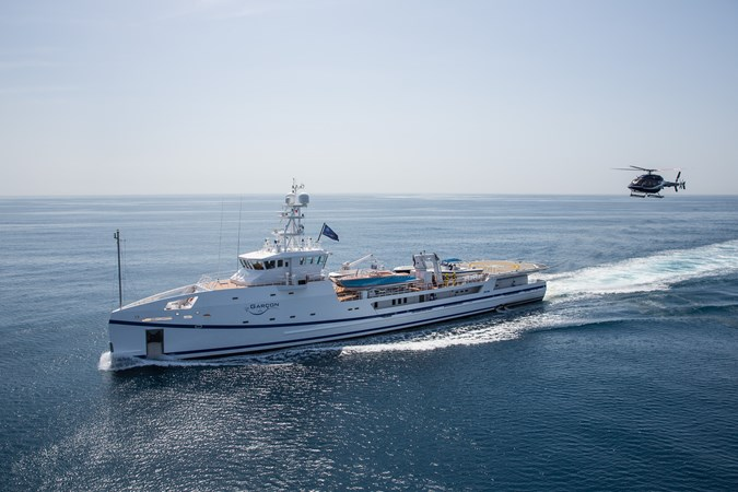 Jeff Brown-17309 2012 DAMEN  Mega Yacht 2815236