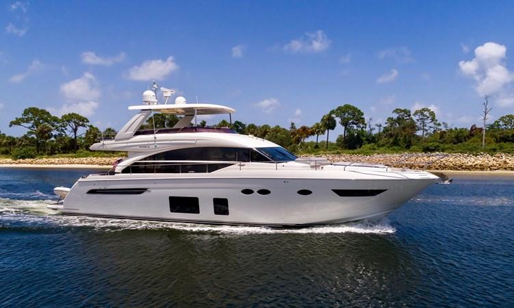 Clarity_A01 2015 PRINCESS YACHTS 68 Flybridge Motor Yacht 2815393