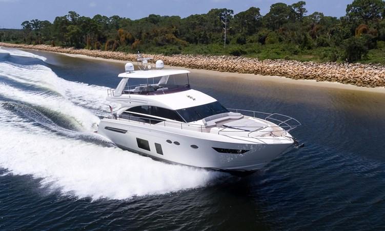 2015 PRINCESS YACHTS 68 Flybridge Motor Yacht 2815394