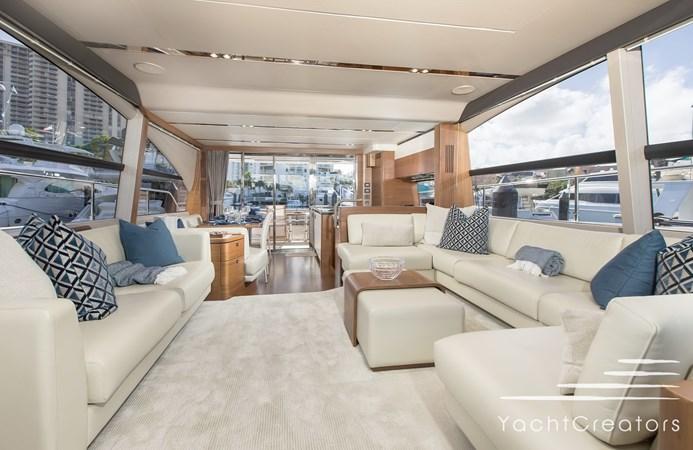 2015 PRINCESS YACHTS 68 Flybridge Motor Yacht 2815409