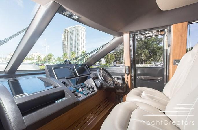 2015 PRINCESS YACHTS 68 Flybridge Motor Yacht 2815411