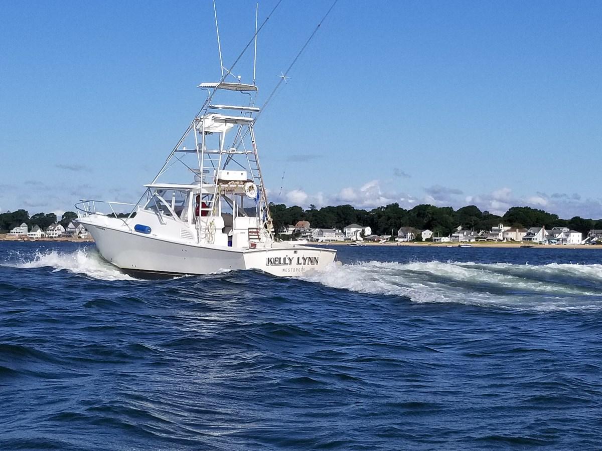 20190825_091956 2002 JERSEY Canyon Express Sport Fisherman 2816167
